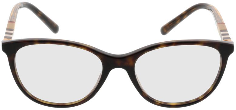 Picture of glasses model Burberry BE2205 3002 52 17 in angle 0