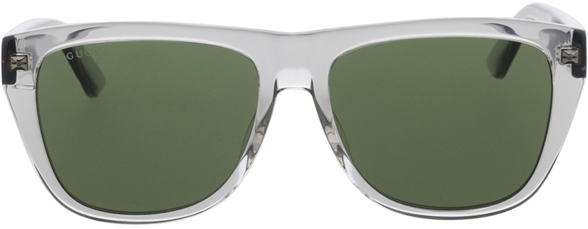 Picture of glasses model Gucci GG0926S-003 57-16 in angle 0