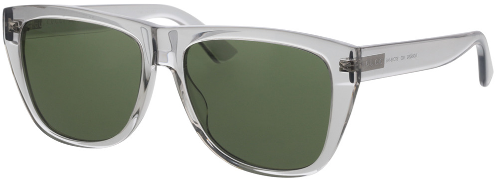 Picture of glasses model Gucci GG0926S-003 57-16 in angle 330