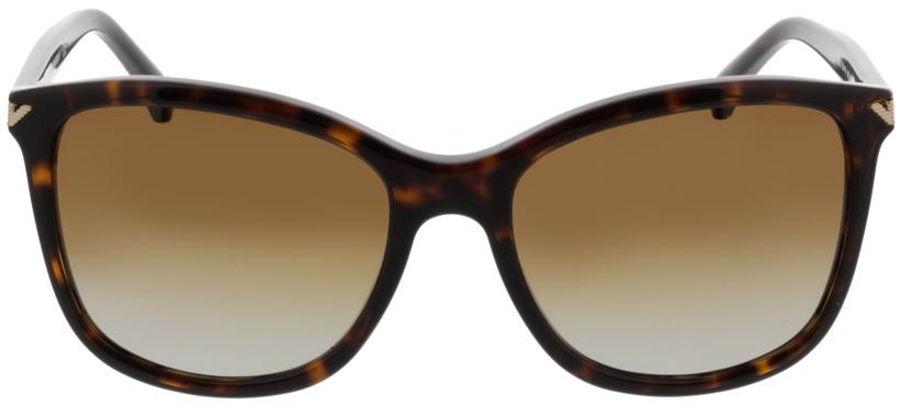 Picture of glasses model Emporio Armani EA4060 5026T5 56-18 in angle 0