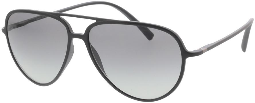 Picture of glasses model Giorgio Armani AR8142 504211 58-13 in angle 330