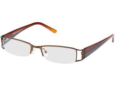 Brille Kerava-braun/grau