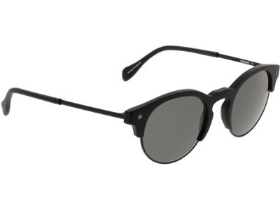 Brille Marshall Henry Matte Black Dark Smoke Grey