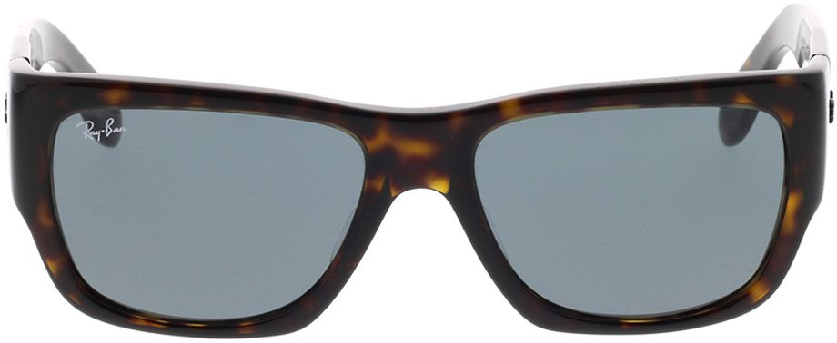 Picture of glasses model Ray-Ban Nomad RB2187 902/R5 54-17 in angle 0