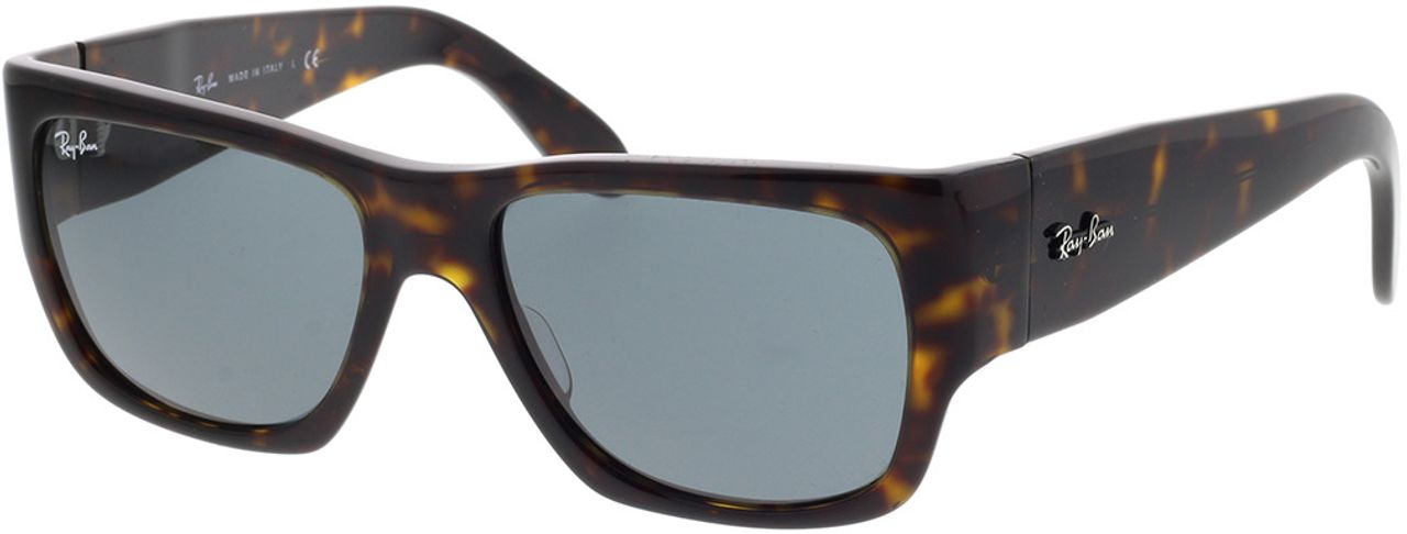 Picture of glasses model Ray-Ban Nomad RB2187 902/R5 54-17 in angle 330