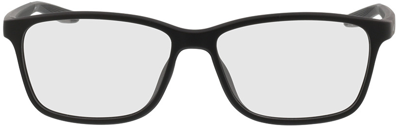 Picture of glasses model Nike NIKE 7118 001 55-14 in angle 0