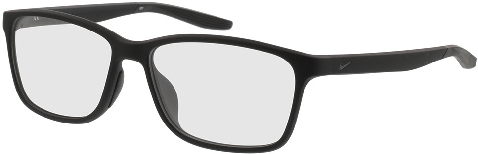 Picture of glasses model Nike NIKE 7118 001 55-14 in angle 330