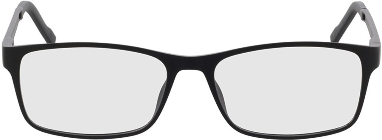 Picture of glasses model Köln-black in angle 0
