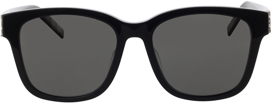 Picture of glasses model Saint Laurent SL M68/F-003 55-18 in angle 0