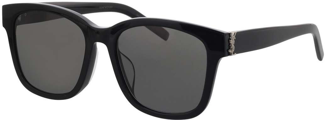 Picture of glasses model Saint Laurent SL M68/F-003 55-18 in angle 330