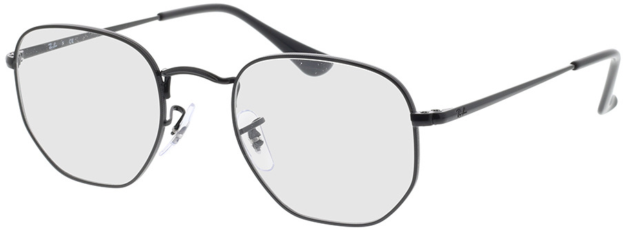 Picture of glasses model Ray-Ban RX6448 2509 48-21 in angle 330
