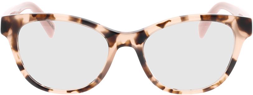 Picture of glasses model Emporio Armani EA3162 5766 52-18 in angle 0