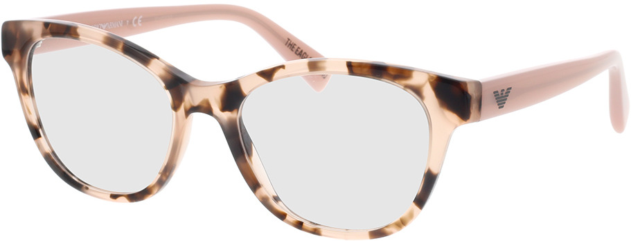 Picture of glasses model Emporio Armani EA3162 5766 52-18 in angle 330
