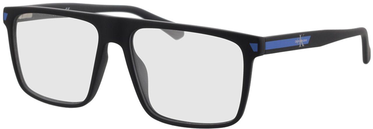 Picture of glasses model Calvin Klein Jeans CKJ21611 006 56-15 in angle 330