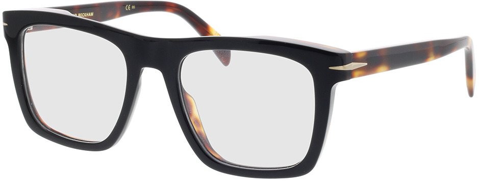 Picture of glasses model David Beckham DB 7020 WR7 51-20 in angle 330