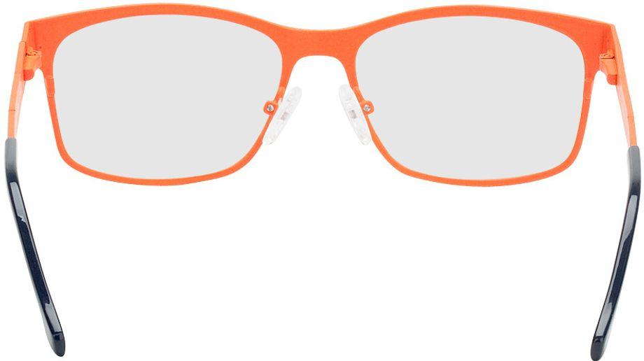 Picture of glasses model Tumba-blue-orange in angle 180