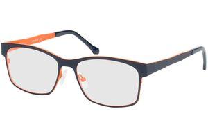Tumba-dunkelblau/orange