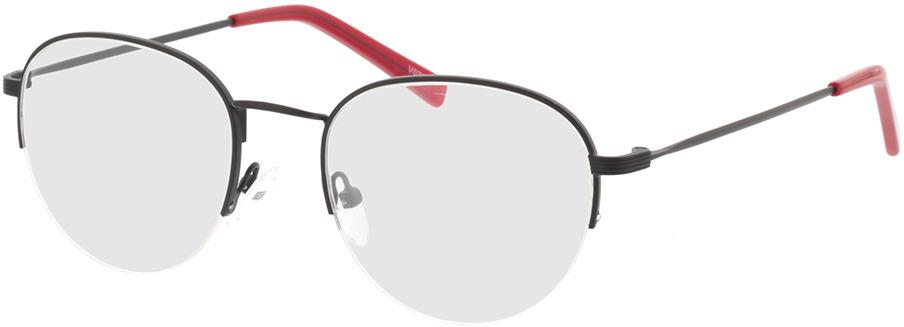 Picture of glasses model Zoe-schwarz in angle 330