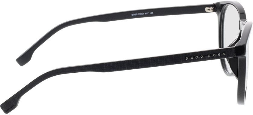 Picture of glasses model Boss BOSS 1139/F 807 51-20 in angle 90