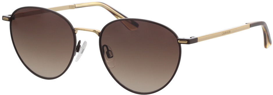 Picture of glasses model Calvin Klein CK21105S 200 52-18 in angle 330