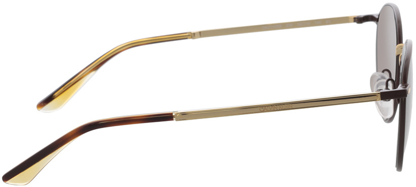 Picture of glasses model Calvin Klein CK21105S 200 52-18 in angle 90