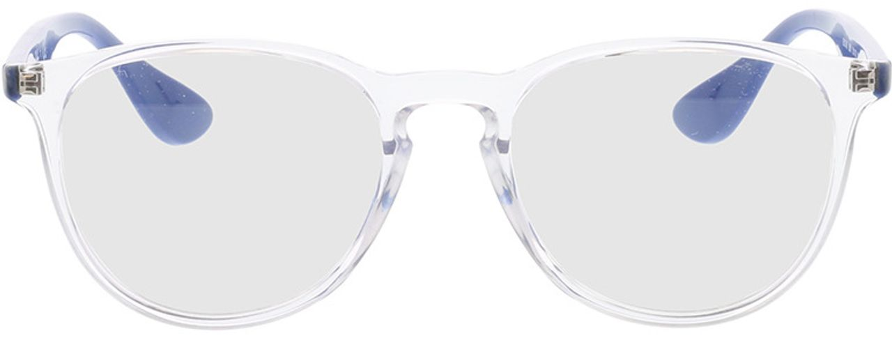 Picture of glasses model Ray-Ban Erika RX7046 5951 51-18 in angle 0