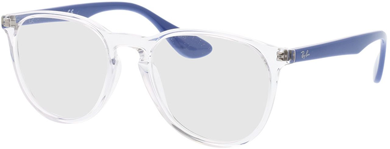 Picture of glasses model Ray-Ban Erika RX7046 5951 51-18 in angle 330