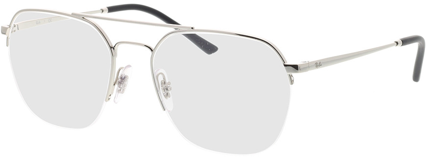 Picture of glasses model Ray-Ban RX6444 2501 53-18 in angle 330