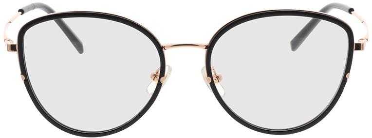 Picture of glasses model Bolon BJ6066 B10 51-17 in angle 0