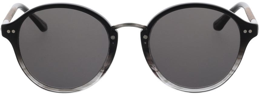 Picture of glasses model Wood Fellas Sunglasses Etic macassar/black-grey 50-21 in angle 0