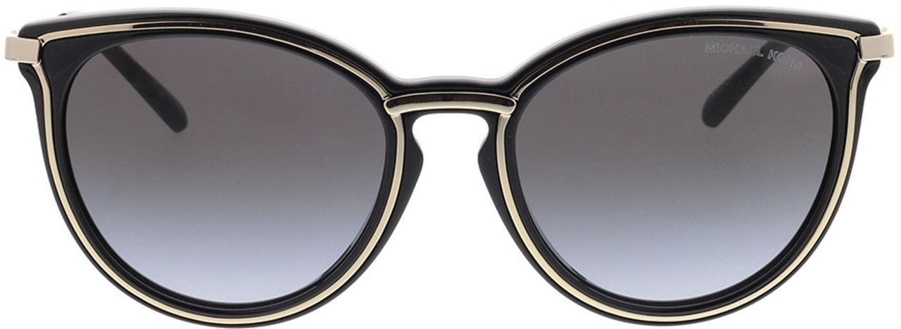 Picture of glasses model Michael Kors MK1077 10148G54 54-19 in angle 0