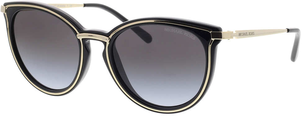 Picture of glasses model Michael Kors MK1077 10148G54 54-19 in angle 330
