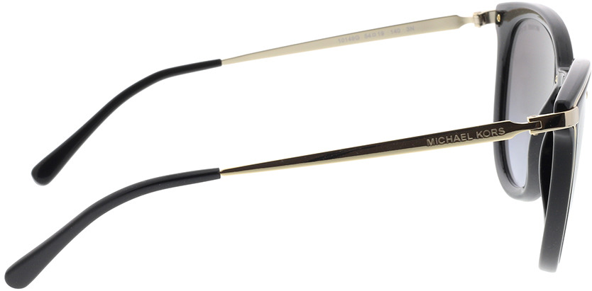 Picture of glasses model Michael Kors MK1077 10148G54 54-19 in angle 90