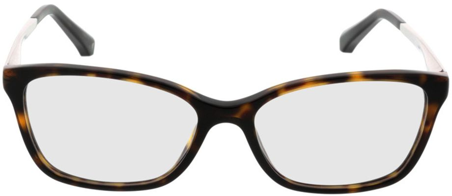 Picture of glasses model Emporio Armani EA3026 5026 52-15 in angle 0