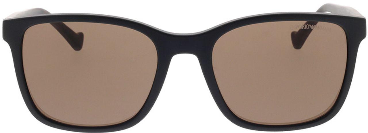 Picture of glasses model Emporio Armani EA4139 501773 54-19 in angle 0