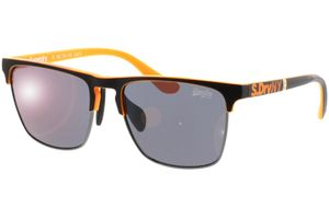 SDS Superflux 104 matte black/orange 56-16