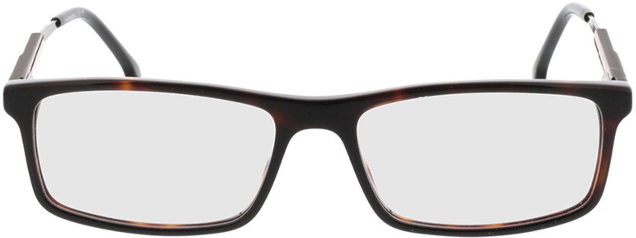 Picture of glasses model Carrera CARRERA 8837 086 55-17 in angle 0