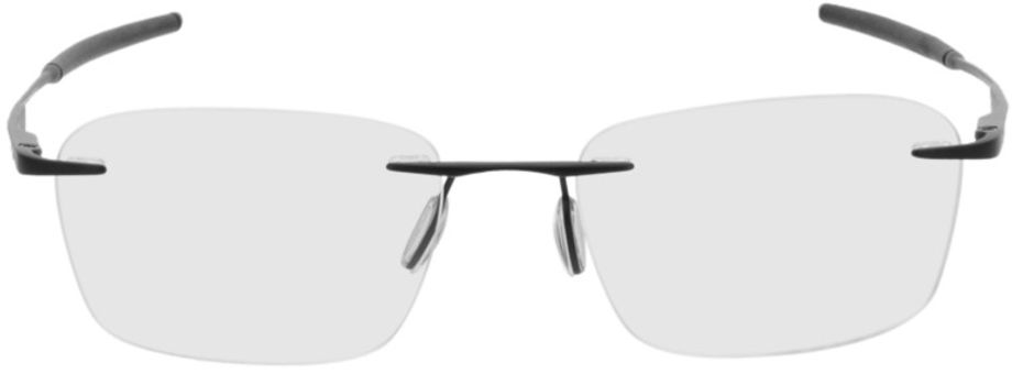 Picture of glasses model Oakley Wingfold Evs OX5115 02 53-18 in angle 0