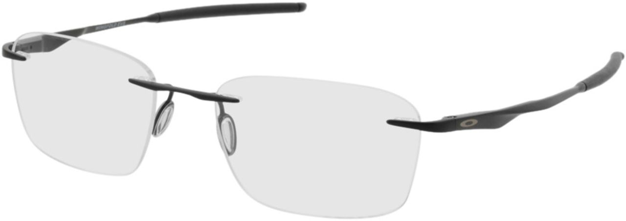 Picture of glasses model Oakley Wingfold Evs OX5115 02 53-18 in angle 330