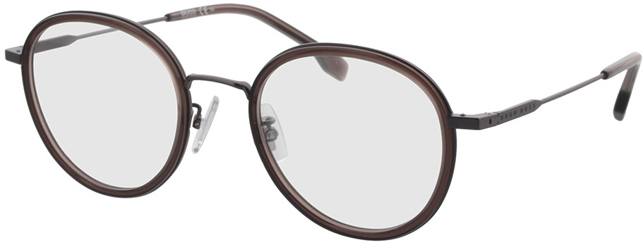 Picture of glasses model Boss BOSS 1288/F XCB 51-22 in angle 330