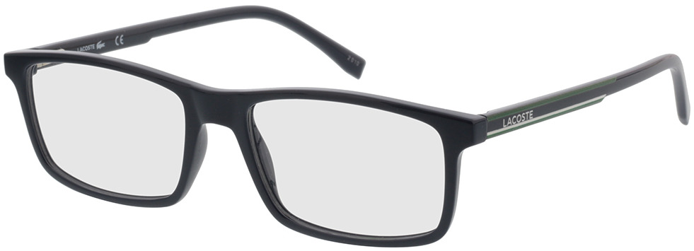 Picture of glasses model Lacoste L2858 424 54-17 in angle 330