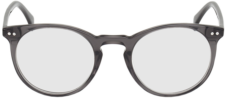 Picture of glasses model Tomar-grau-transparent in angle 0