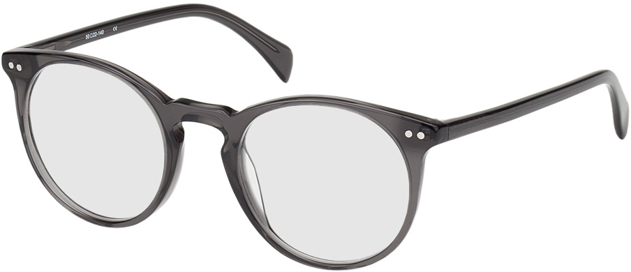 Picture of glasses model Tomar-grau-transparent in angle 330