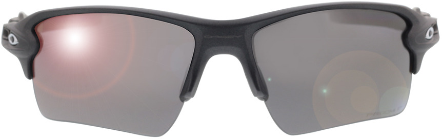 Picture of glasses model Oakley OO9188 9188F8 59-12 in angle 0