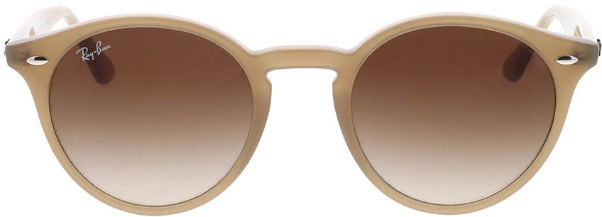 Picture of glasses model Ray-Ban RB 2180 616613 49-21 in angle 0