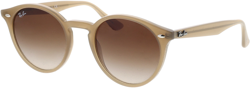 Picture of glasses model Ray-Ban RB 2180 616613 49-21 in angle 330