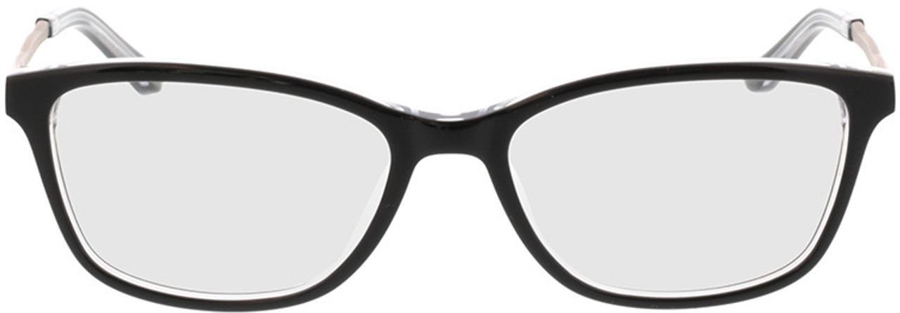Picture of glasses model Rosalie-schwarz/anthrazit in angle 0