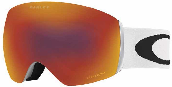 Picture of glasses model Oakley Flight Deck OO7050 705035 0 0 in angle 90