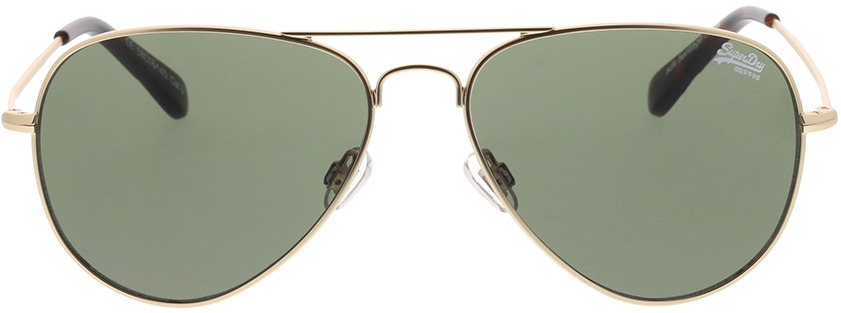Picture of glasses model Superdry SDS Heritage 001 oren 58-16 in angle 0