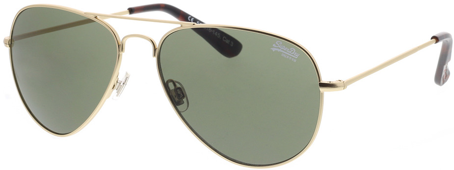 Picture of glasses model Superdry SDS Heritage 001 oren 58-16 in angle 330